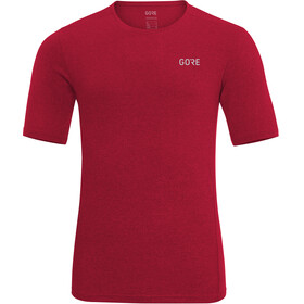 GORE WEAR R3 Shirt Men red melange